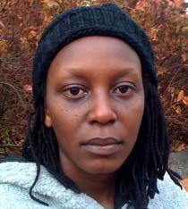 Kasha Nabagesara, HBT-aktivist i Uganda. Foto: Helena Utter, Aftonbladet