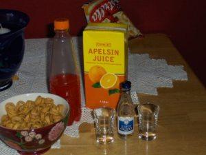 eldorado apelsinjuice och sprit